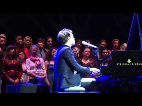 Rufus Wainwright and the Hallelujah Chorus