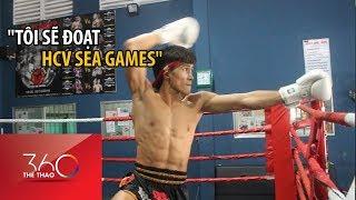 SEA Games 29: Độc cô cầu bại Nguyễn Trần Duy Nhất quyết tâm giành HCV