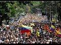 أخبار الآن تظاهرات للمعارضة فنزويلا