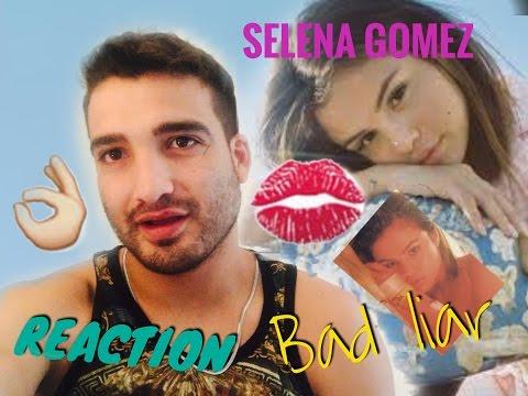 Selena Gomez - Bad Liar (Audio) (REACTION)