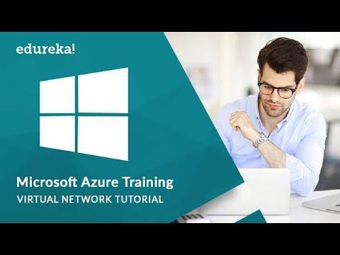 Azure Virtual Machine Tutorial - Part 2 | Azure Virtual Network Tutorial | Azure Training | Edureka