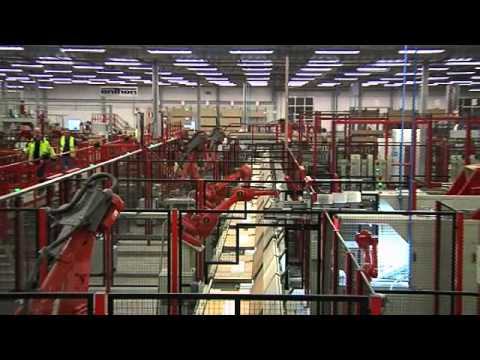 ABB Robotics - Packing Furniture