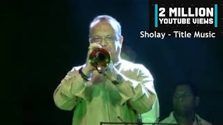 Sholay - Title Music || Live || RD Burman's original orchestra members || PBWA