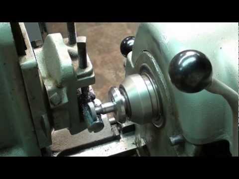 MACHINE SHOP TIPS #70 Atlas Lathe Attachment Part 3 of 3 tubalcain