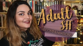 Adult Science Fiction & Fantasy Recommendations // 2019