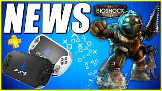 FREE Games Update - PS5 Upgrades - UNCHARTED 5 Info - GOOGLE Stadia Launch (Gaming Playstation News