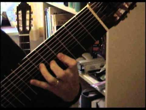 Бах Иоганн Себастьян - Bach Lute Suite No1 Bwv996 Part 3 - Courante