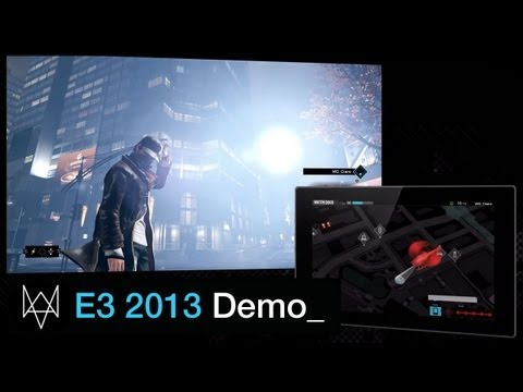 Watch Dogs - E3 Walkthrough Demo