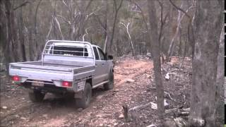 Toyota Hilux offroad 4wd 4X4 compilation 2013