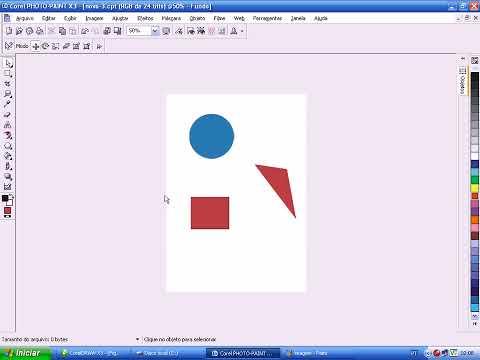 Corelmania: Video-aulas Suite Corel (Draw x Photopaint) - Aula 02