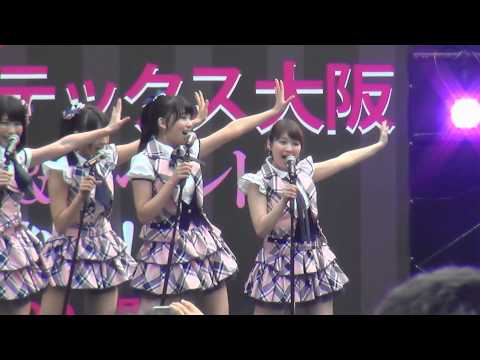 AKB48 大阪フリーライブ「ヘビーローテーション」2015/06/20