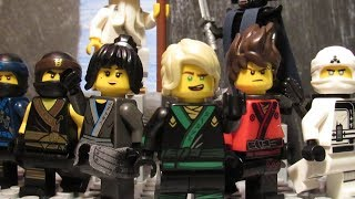 Lego Ninjago: The True Story