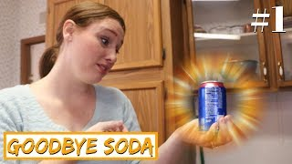 GIVING UP SODA || Switching to an Autism Friendly Diet #1