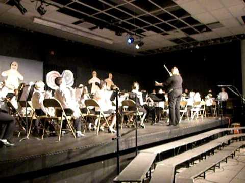 Collegium Charter School - Beginner Band Concert 12.08.11