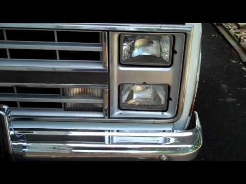 1985 Chevrolet Silverado Pickup