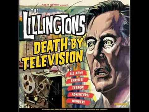 The Lillingtons - I Saw The Apeman On The Moon