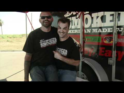 The Big Poppa Smoker's BBQ Pitmasters Submission Video