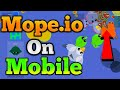 Best Way To Play Mope Io On Mobile Mope Io IOS ANDROID mp3
