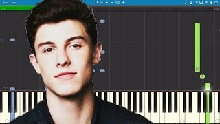 Download Lagu Shawn Mendes - In My Blood - Piano Tutorial / Cover Gratis STAFABAND