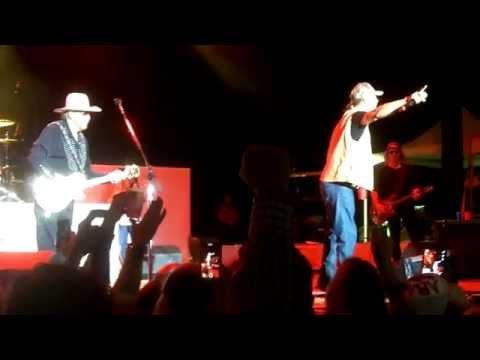 Hank Williams Jr - Kid Rock - Sweet Home Alabama Cover - ToadLick 2015