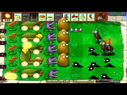 Plants Vs. Zombies Part 34: Super Corn Massacre