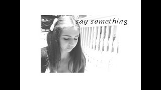 say something dance cover || R DNCR