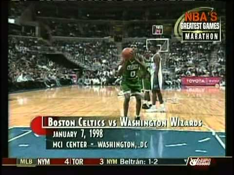 Tommy Heinsohn on How to Join Walter McCarty Fan Club
