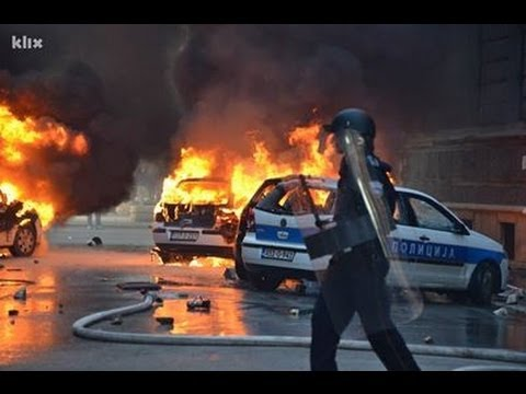 Welcome to Bosnia and Herzegovina 2014 - Riots in Zenica,Tuzla and Sarajevo
