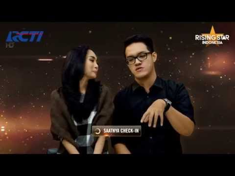 """15ECONDS """"Rude"""" Magic! - Rising Star Indonesia Live Audition Eps. 8"""