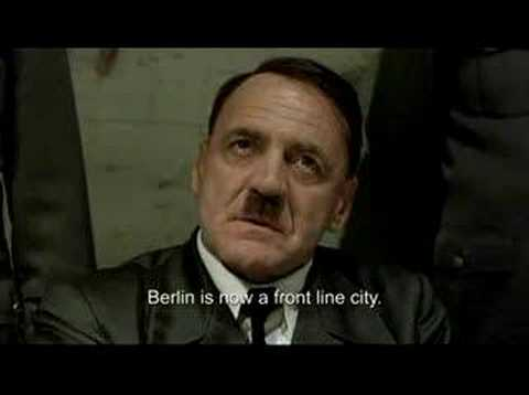 Downfall is listed (or ranked) 44 on the list The Best Movies About Suicide