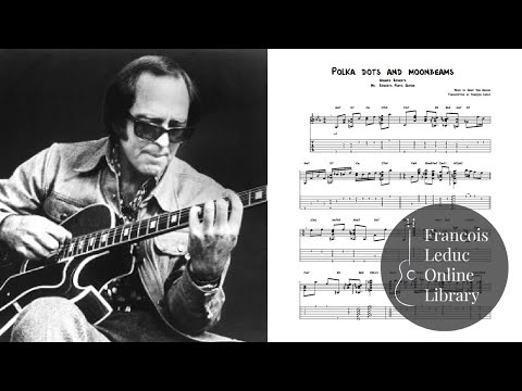 Ted Greene - Polka Dots And Moonbeams