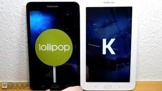 Samsung Galaxy Tab A vs Tab E Lite Comparison Review