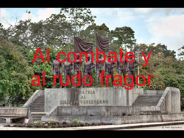 Himno del Ejercito Bolivariano de Venezuela