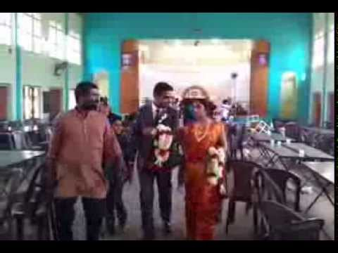 Mayavi's Wedding video