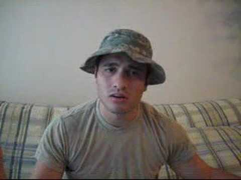 Another Iraq War Veteran Speaks Out