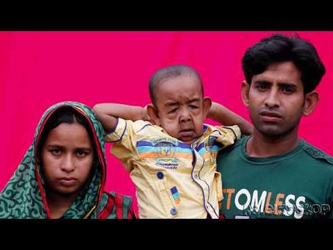 4 -ЛЕТНИЙ МАЛЬЧИК Баязид из Бангладеш Выглядит, как 80-летний СТАРИК!