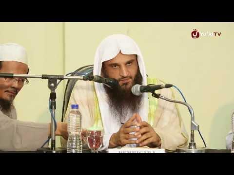 Tabligh Akbar Ulama Madinah: Jangan Memakan Harta Haram - Syaikh Prof. Dr. Abdurrazzaq Al-Badr