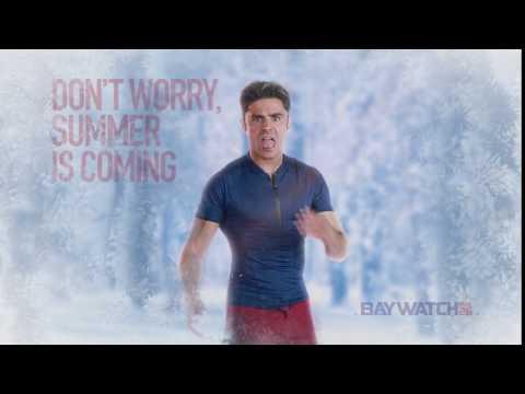 "Baywatch (2017)- ""Matt Brody""- Paramount Pictures"