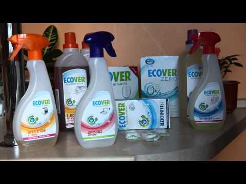 Натуральные моющие средства для дома своими руками