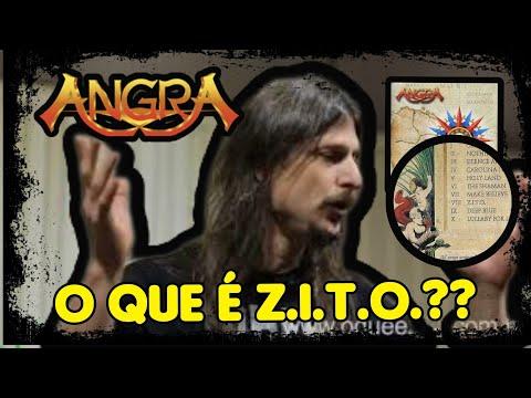 Rafael Bittencourt ANGRA - Z.I.T.O. O MISTÉRIO FINALMENTE REVELADO! 30/05/18
