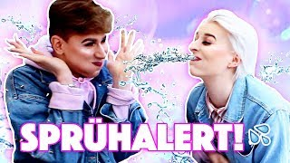 TRY NOT TO LAUGH CHALLENGE: Water Edition! ♡ mit COOPA  |  Marvyn Macnificent