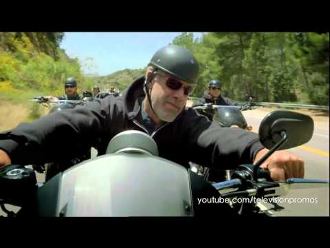 Sons of Anarchy Season 4 Promo - First New Footage (HD) Music Videos