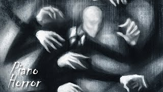 2 Hours of Dark Creepypasta Music by Piano Horror