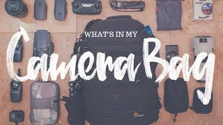 // GEAR you NEED in your CAMERA bag! //