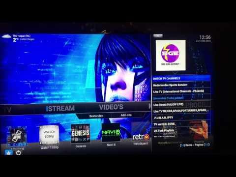 Live sport kijk je op de kant en klare mediaspeler van Babel Global Electronics