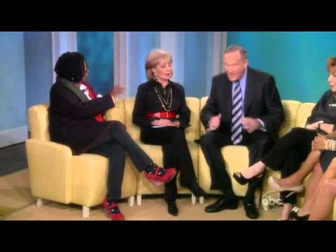 The View: Whoopi & Joy Behar Walk Off Stage During O Reilly Interview