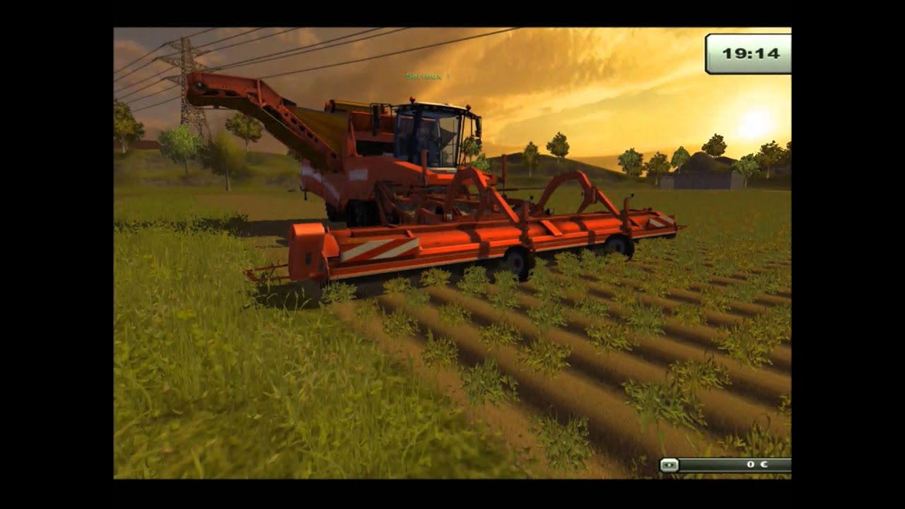 Machine a Betterave Farming Simulator 2013 Farming Simulator 2013 Pomme