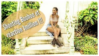 FOLIE BOOHOO + REACTION 1M INSTA !
