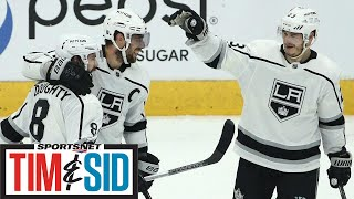 Anze Kopitar Believes In The Los Angeles Kings' Core