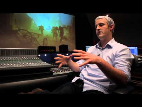 Mixing 'The Blitz' in Barco's 3D cinema sound